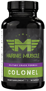 Marine Muscle Colonel
