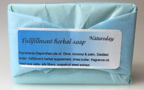 Natureday Breast Soap